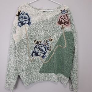 PLUS PREFERRED Vintage Knit Sweater